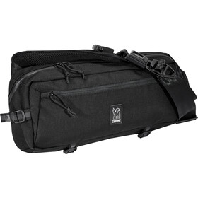 Chrome Kadet Nylon Bolsa de mensajero, all black